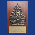 Pine Tree Emblem Alumni Service Award