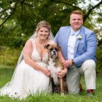 Story, Nelson wedding