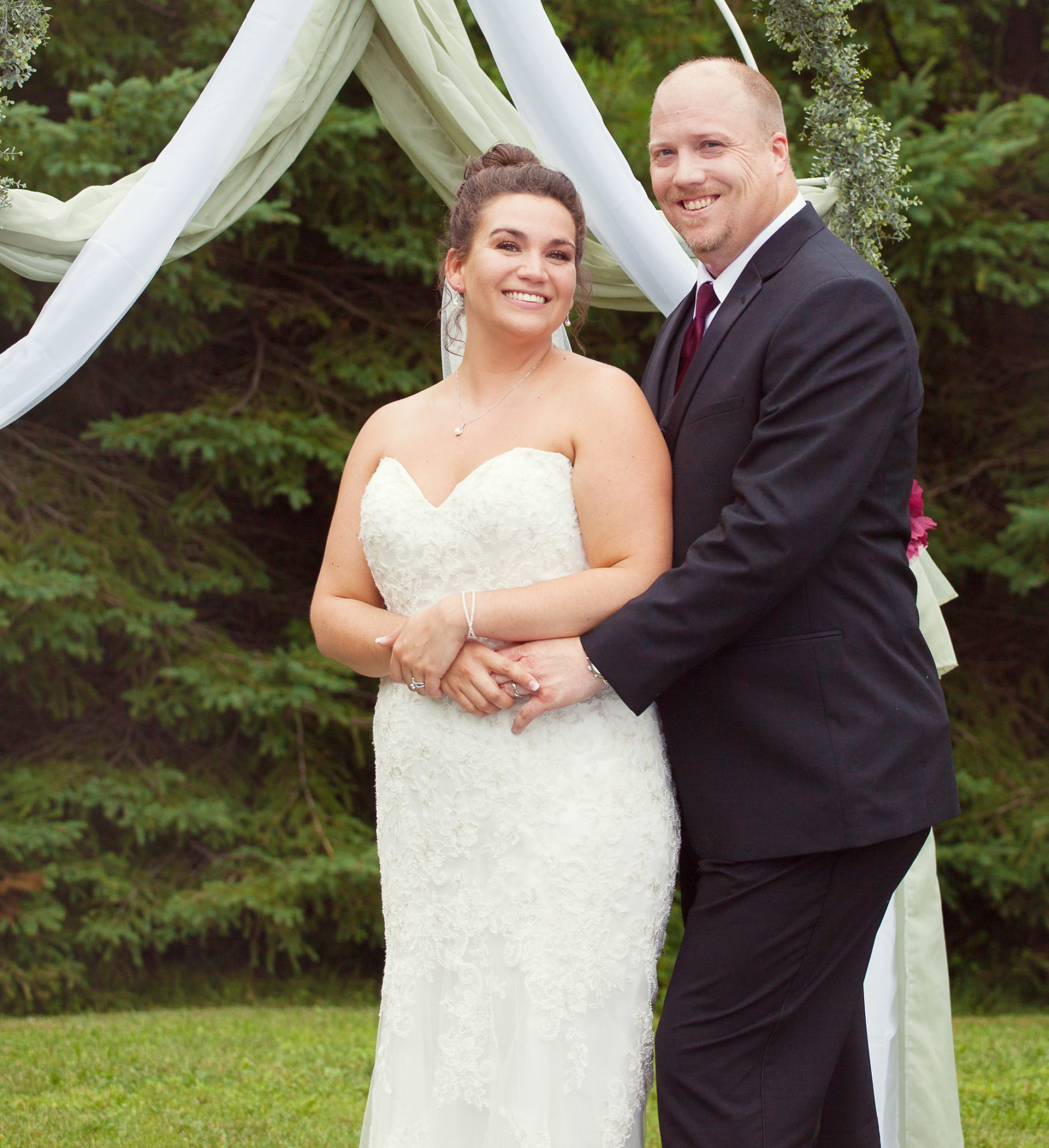 Ashley Nemer '10 and Thomas Twombly