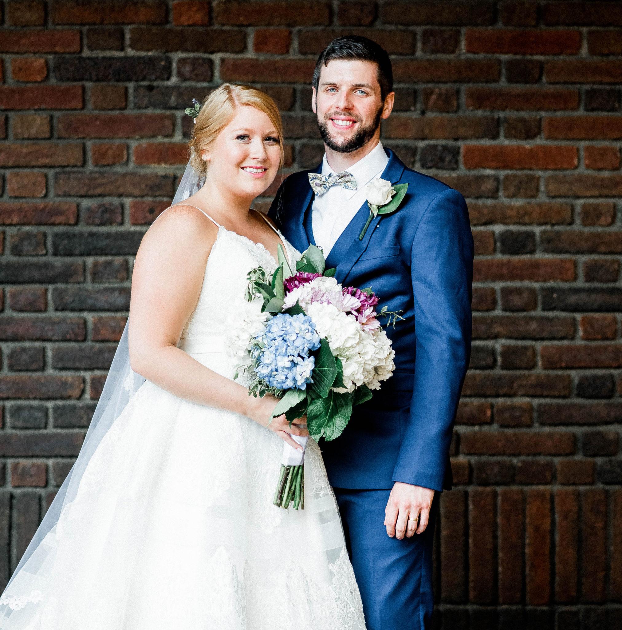 Amabile Wormwood wedding