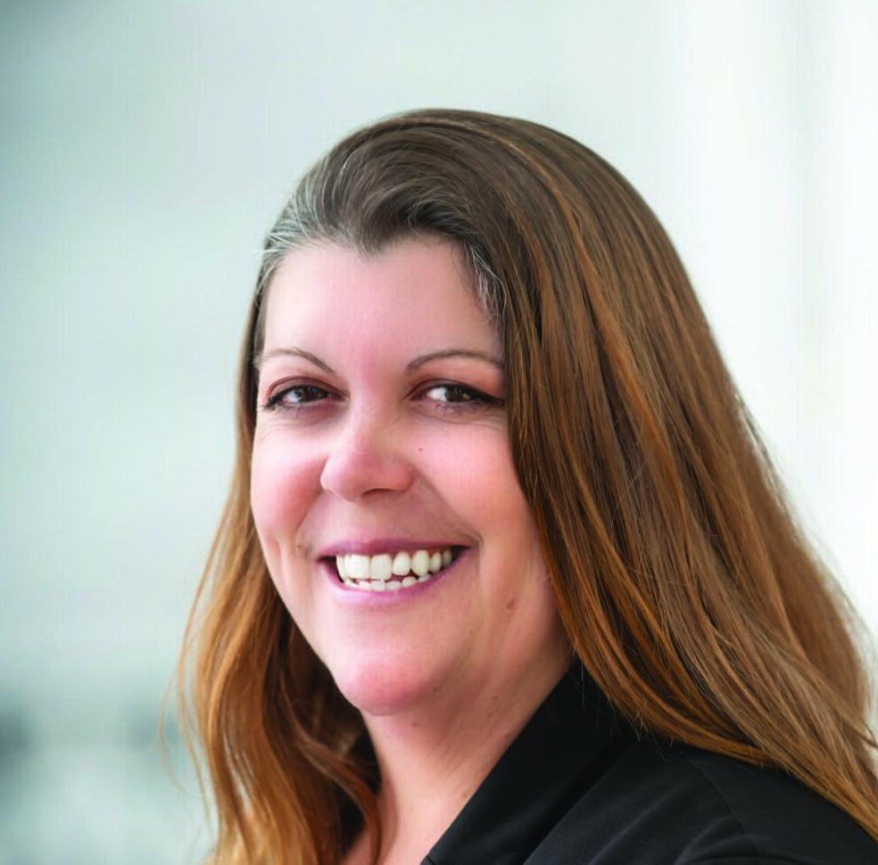 Headshot of Genevieve McDonald '18