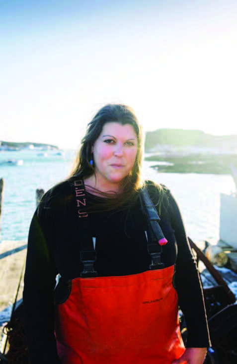 Her involvement in the fisheries motivated Genevieve McDonald to pursue college, and led her to politics.