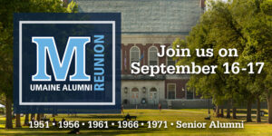 Join us on September 16-17 for Reunion!