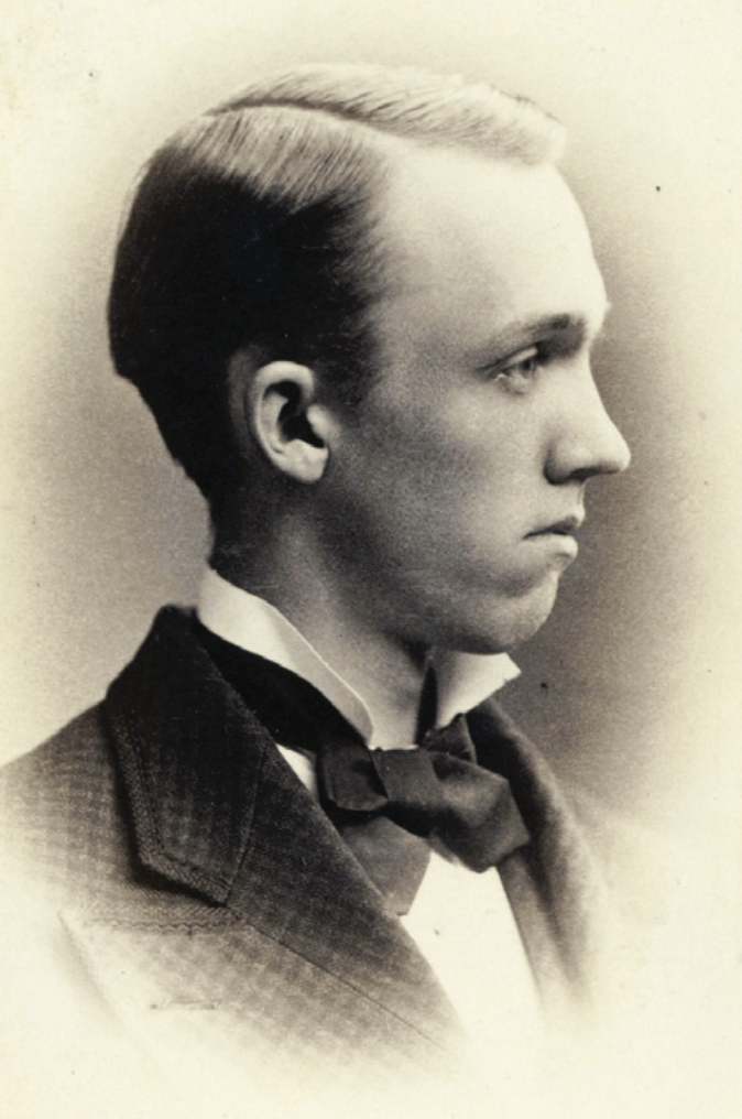 Oliver Crosby Class of 1876